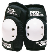 Standard elbow pads from Pro-Designed, Inc.
