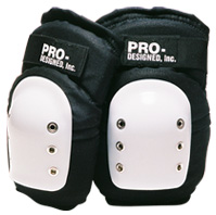 Super Single knee pads from Pro-Designed, Inc.